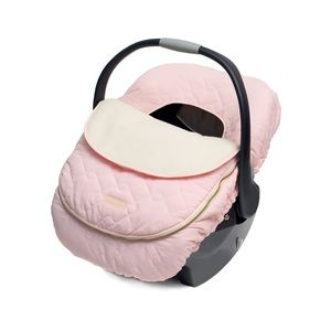 JJ Cole collection pink car seat cover